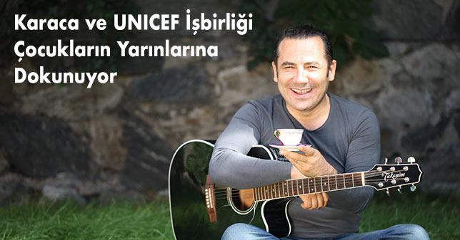 Karaca ve UNICEF İşbirliği, Çocukların Yarınlarına Dokunuyor