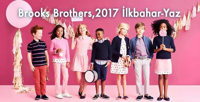 Brooks Brothers İle  Renkli ve Eğlenceli Küçük Stiller