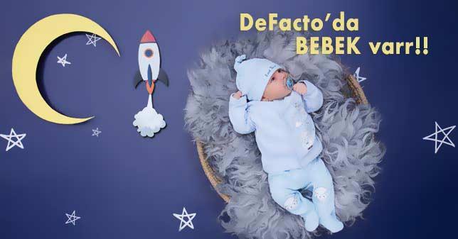 DeFacto Organik Bebek Ürünleri Koleksiyonu