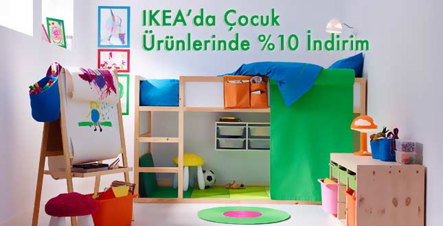 Keyifli bir yarı yıl tatilinin adresi, IKEA…