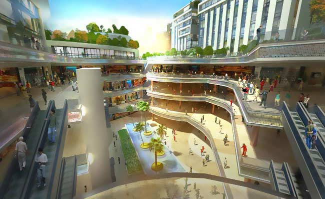 City center avm esenyurt