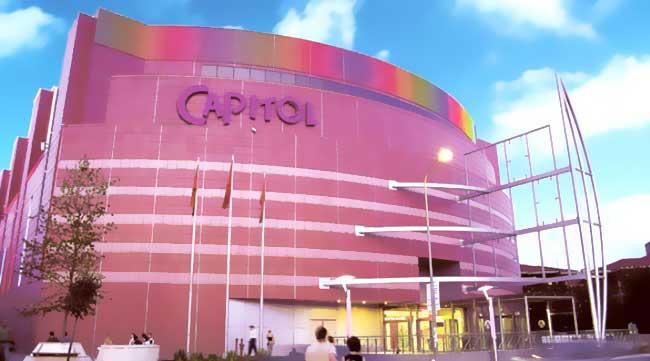 Capitol AVM'den 23 Nisan'da 23 Akülü Araba