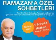 Özlenen Ramazan Eğlencesi 212 İstanbul'da Başlıyor!