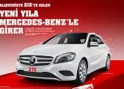 Alışverişe 212 Avm'ye Gelin Yeni Yıla  Mercedes Benz'le Girin