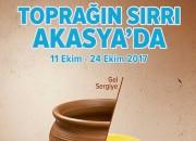 Toprağın Sırrı' Sergisi 11 – 24 Eylül Tarihleri Arasında Akasya Acıbadem Avm'de