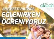Aile Festivali Akbatı'da  Başladı!