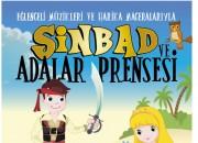 Sinbad ve Adalar Prensesi Akbatı Avm'de