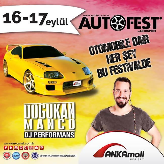 Autofest Heyecanı ANKAmall'da