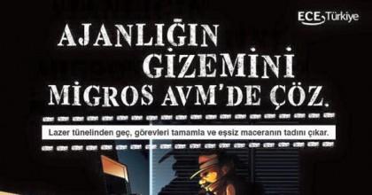 Ajanlığın Gizemi Antalya Migros Avm'de Çözülüyor