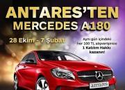 Antares'den Mercedes A 180 Kazanma Şansı