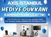 Axis İstanbul'da Puanlar Hediyeye Dönüşüyor!