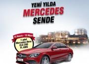 Yeni Yılda Mercedes Kazanma Şansı Axis İstanbul Avm'de