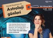 Hande Kazanova İle Astroloji Günleri Beylikdüzü Migros Avm'de