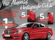 Beylikdüzü Migros Avm Mercedes-Benz C180 Coupé AMG PLUS Kazanma Şansını Yakalyın!