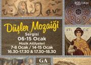 Düşler Mozaiği Sergisi Beylikdüzü Migros Avm'de