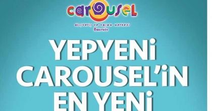 Yepyeni Carousel'in En Yeni Hediyesi!