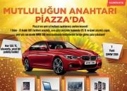 KahramanMaraş Piazza AVM'den Yeni Yılda  BMW318İ ve Muhteşem Hediyeler Sizleri Bekliyor!