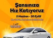 Metrocity'den Mercedes-Benz CLA 200 Kazanma Şansı