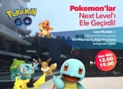 Next Level'ı Pokemonlar Bastı!