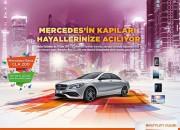İstanbul Optimum Outlet'den Ziyaretçilerine Mercedes Benz CLA 200