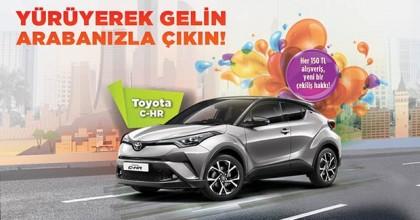 Alışverişseverlere Otomobil Kazanma Şansı Optimum'da!
