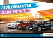 ÖzdilekPark İstanbul, Yeni Yılı Çok Özel bir Kampanyayla Kutluyor