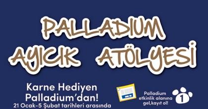 Palladium Ataşehir'de Sevimli Ayıcıkları Kendin Tasarla!