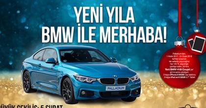 Palladium Ataşehir'de Yeni Yıla BMW ile Merhaba