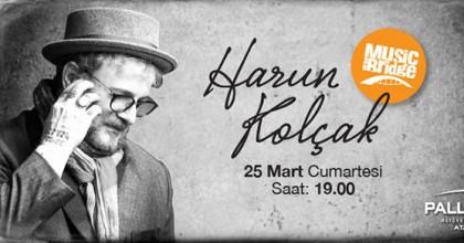Harun Kolçak Muhteşem Yorumuyla Palladium Ataşehir'de!