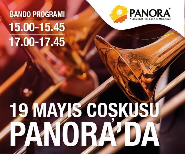 19 Mayıs Coşkusu Panora Avm'de