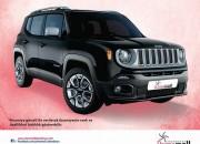 Primemall İskenderun AVM'den Jeep Renegade Kazanma Fırsatı!