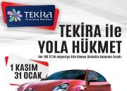 Tekira Avm'den Alfa Romeo Giulietta Kazanma Şansı