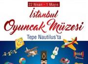 Sunay Akın'ın Oyuncak Müzesi Tepe Nautilus'a Geliyor!