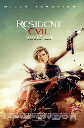 Resident Evil:Son Bölüm