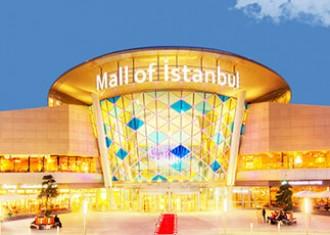 Mall Of İstanbul'dayız..