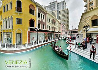 Venezia Avm'yi Sizin İçin Gezdik
