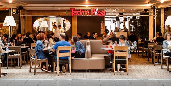 tad m pizza avm gezg n al veri merkezleri ma azalar cafe ve restorantlar etkinlikler. Black Bedroom Furniture Sets. Home Design Ideas
