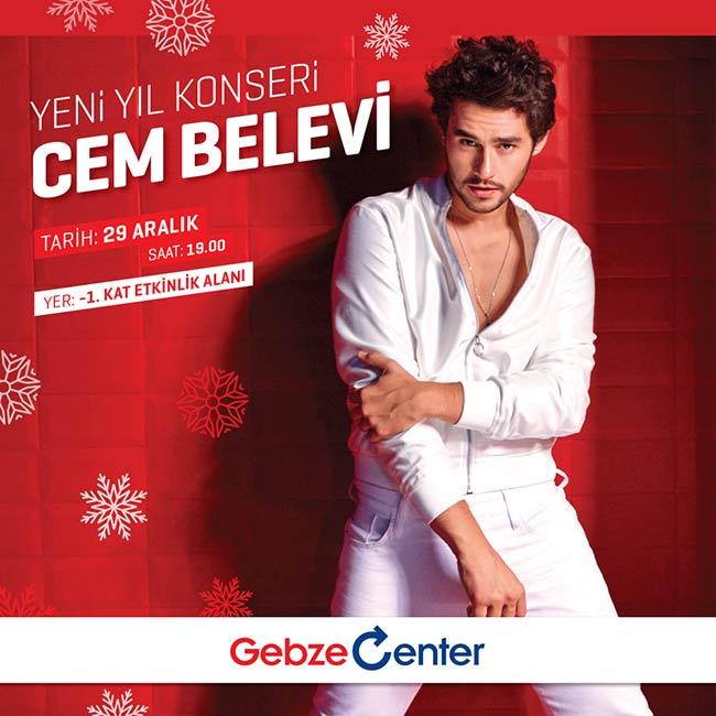 Cem Belevi Gebze  Center Avm'de