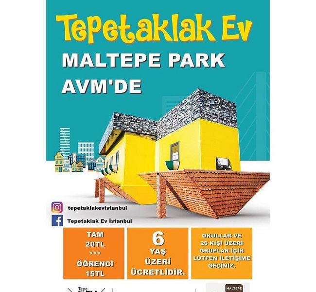 Tepetaklak Ev Maltepe Park Avm'de