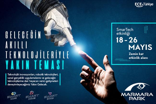 Yakın Gelecek Marmara Park' ta