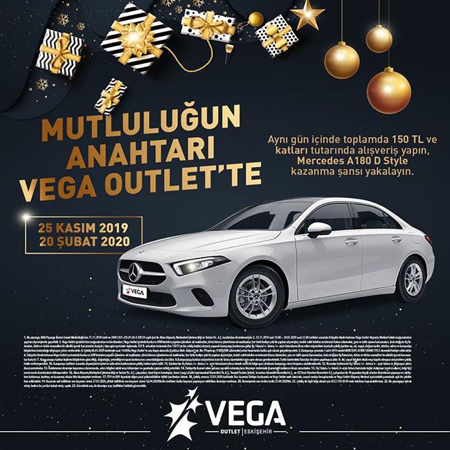 Mutluluğun Anahtarı Vega Outlet'te!