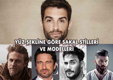 Yüz Şekline Göre Sakal Stilleri ve Modelleri