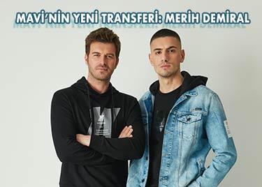 Mavi'nin Yeni Transferi: Merih Demiral