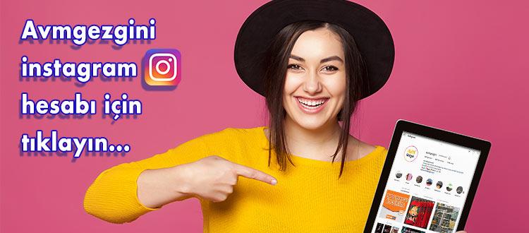 AvmGezgini instagram hesabı