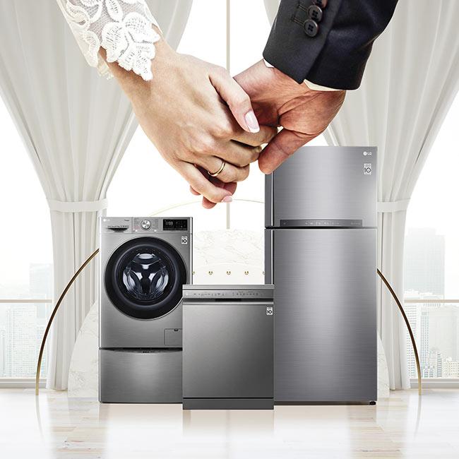 LG'den Evleneceklere Müjde