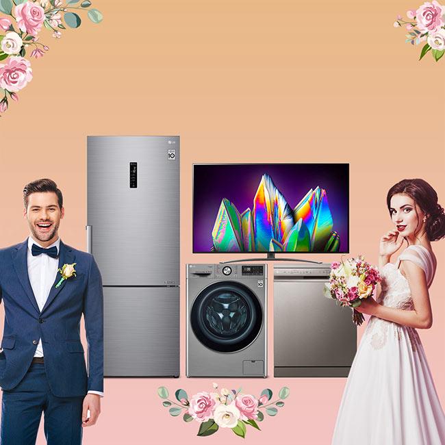 LG'den Evlilik Kampanyası