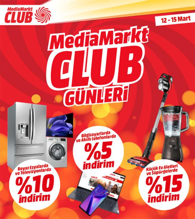 MediaMarkt CLUB'ın 3'üncü yaşı indirimlerle kutlanıyor
