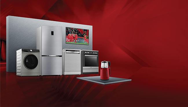 Arçelik'ten Beyaz Eşya ya da TV alanlara Çay Makinesi Sürprizi
