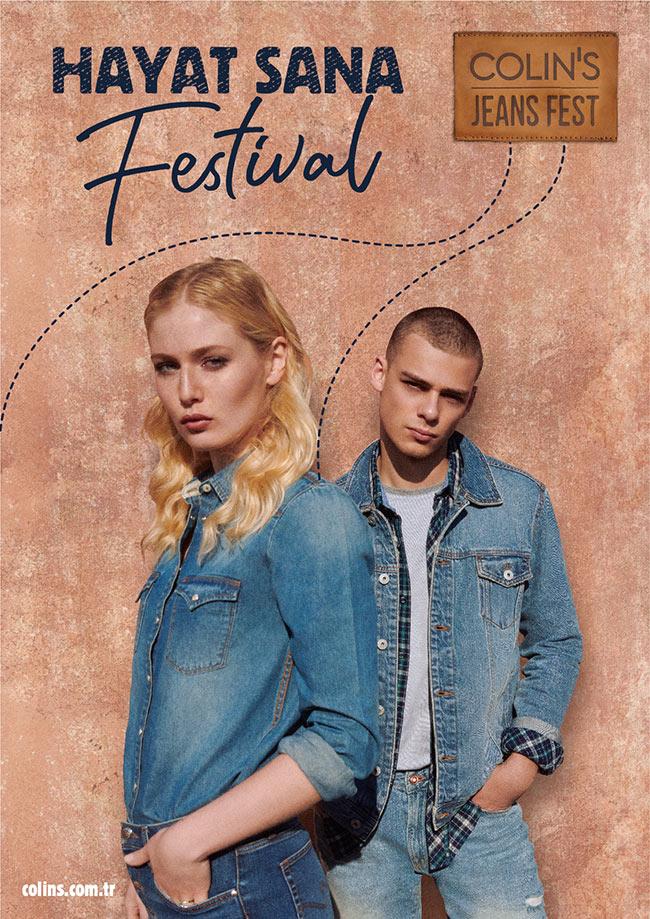 COLIN'S Jeans Fest Başladı..