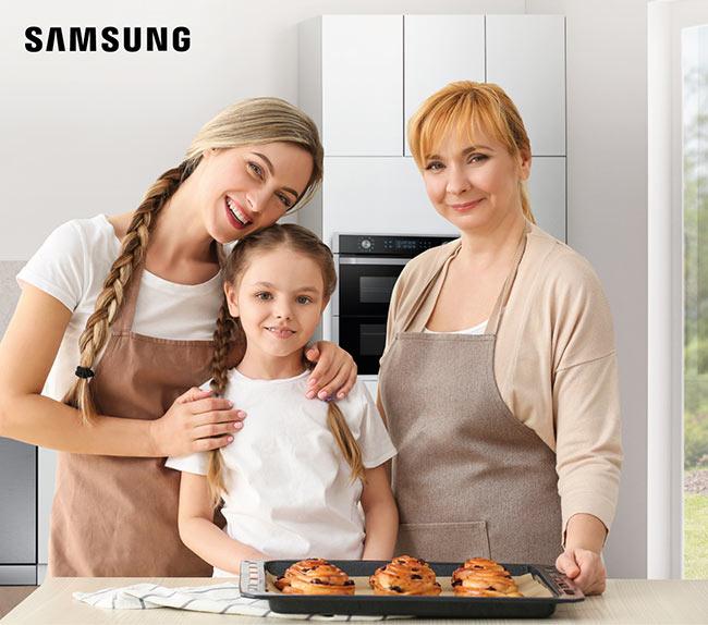 Samsung marka fırınlarda yüzde 15 indirim fırsatı!
